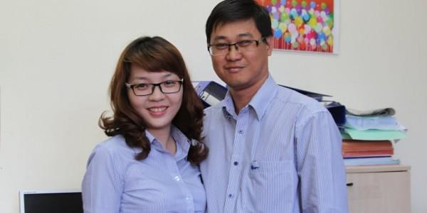 Xinh xan va nang dong – TCNS