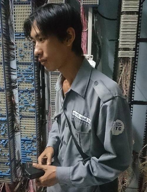 STC - Nguyen Hoang Dung - MNV 2600 - Ngay vao 5-9-2006