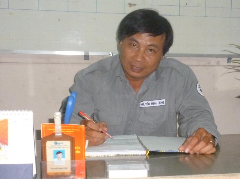 NGUYEN MINH DUNG - STC