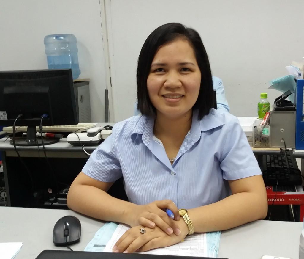 SGP - Ba Pham Thi Nhung - MNV 3187 - Ngay vao 5-7-2009
