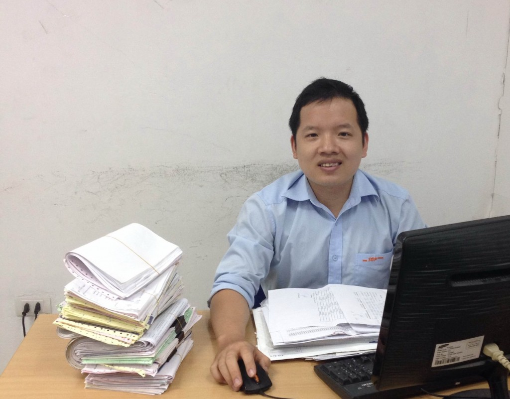 SGP - Ong Nguyen Quang Hai - MNV 3307 - Mgay vao 26-11-2009