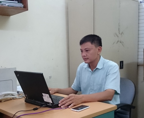 KV1 - Ong Nguyen Tuan Duong - MNV 4597 - Ngay vao 17-11-2014