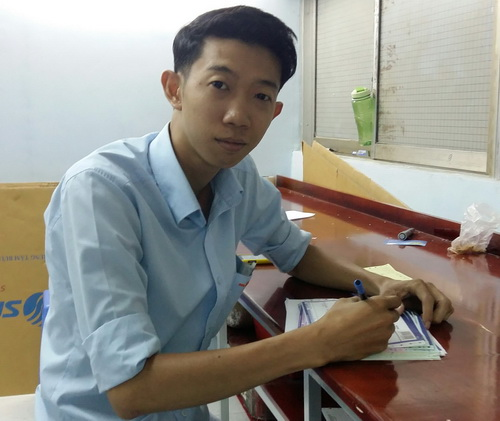 SGP - Ong DOAN QUANG SON - MNV 4039 - Ngay vao 15-11-2011