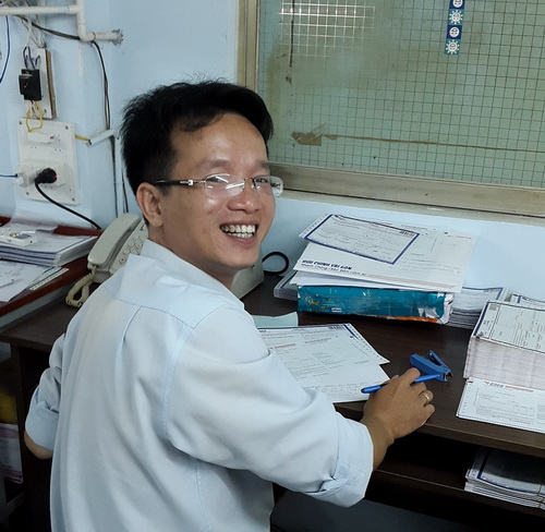 SGP - Ong PHAN QUOC CUONG - MNV 2207 - Ngay vao 26-03-2005