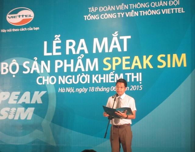 speaksim