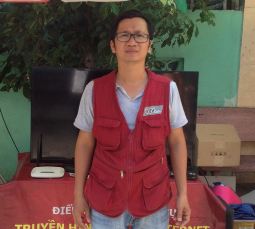 STC - Ong Le Minh Chinh - MNV 4527 - Ngay vao 06-8-2014